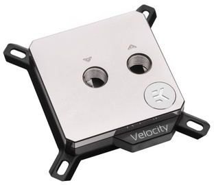 EK Water Blocks CPU Water Block EK-Velocity Intel RGB Full Nickel