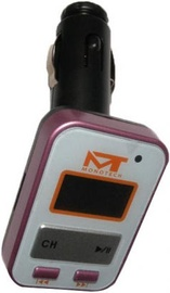 Monotech CB-31233 FM Transmitter Pink