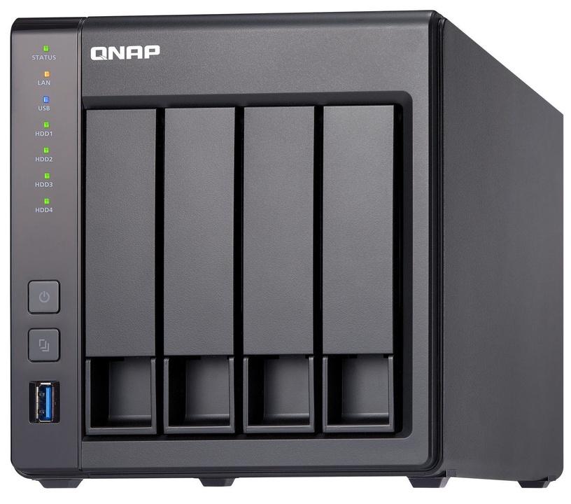 QNAP Systems TS-431X2-8G 4-Bay NAS 8TB
