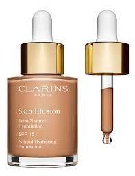 Clarins Skin Illusion Natural Hydrating Foundation SFP15 30ml 108
