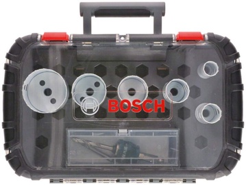 Bosch 2608594188 Hole Saw Set Progressor 9pcs