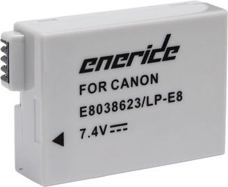 Eneride Battery E Can LP-E8 950mAh