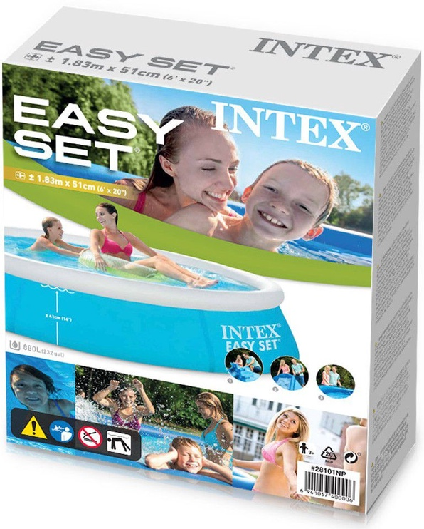 Intex Easy Set Pool 28101