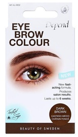 Depend Eyebrow Color 15ml Dark Brown