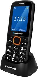 Мобильный телефон Blaupunkt BS 04 Black/Orange