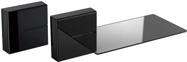 Televizoriaus laikiklis Meliconi Ghost Cubes Shelf Black