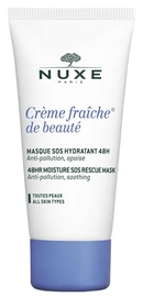 Nuxe Creme Fraiche De Beaute 48hr Moisture SOS Rescue Mask 50ml