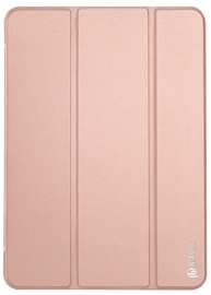 Dux Ducis Premium Magnet Case For Apple iPad Mini 4 Rose Gold