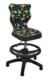Bērnu krēsls Entelo Petit ST30 Dinosaurs, 370x350x950 mm
