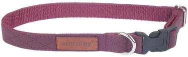 Kaklasiksna Amiplay Cambridge, sarkana, 350 - 500 mm x 20 mm