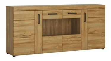 MN Chest Of Drawers Cnak04 Oak