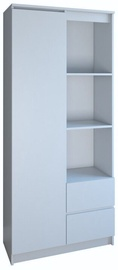 Top E Shop Shelf Unit RS-80 White