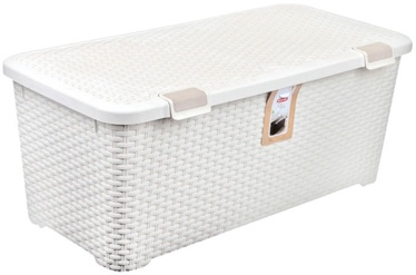 Curver Style Chest 72l Cream