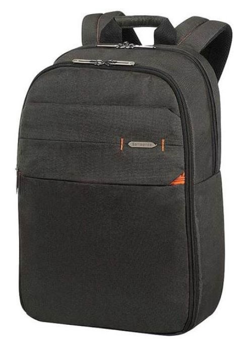 "Samsonite Notebook Backpack Network For 15.6"" Black"