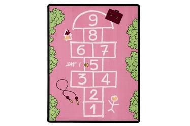 Ковер 4Living Hyppy 315413, розовый/многоцветный, 175x133 см