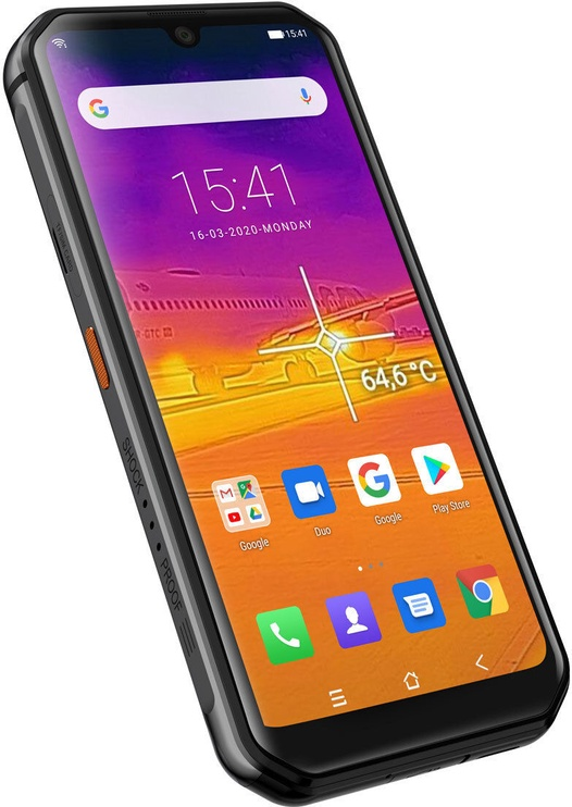 Mobilusis telefonas Blackview BV9900 Pro Gray, 128 GB