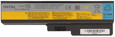 Mitsu Battery For Lenovo IdeaPad G450/G530/G550 4400mAh