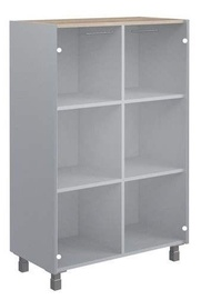 Skyland Offix New OMC 87.2 Office Cabinet Grey