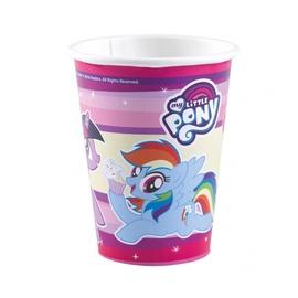 Vienkartiniai puodeliai My Little Pony, 8 vnt