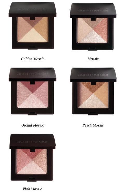 Laura Mercier Shimmer Bloc 6g Peach Mosaic