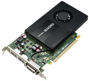 PNY Quadro K2200 4GB GDDR5 PCIE VCQK2200-PB