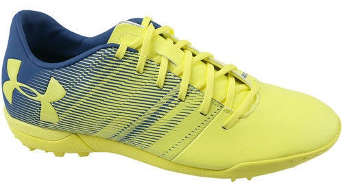 Under Armour TF Spotlight 1289539-300 Yellow 41