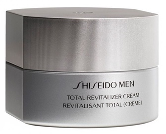 Sejas krēms Shiseido Men Total Revitalizer, 50 ml