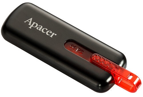 Apacer AH326 USB 2.0 16GB Black