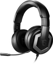 Ausinės MSI Immerse GH61 Black
