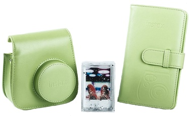 Fujifilm Instax Mini 9 Accessory Kit Lime Green