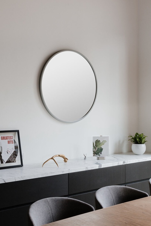 Peegel Umbra Hub, riputatav, 94x94 cm