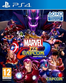 Marvel vs. Capcom: Infinite PS4
