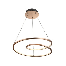 LAMPA GRIESTU MD9769A-1L 27W LED (DOMOLETTI)