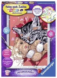 Ravensburger Painting By Numbers Sweet Dreams 283279