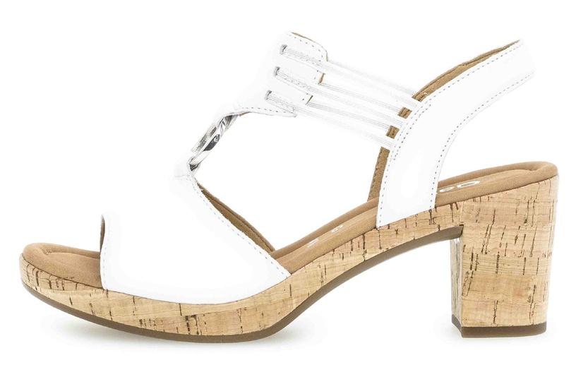 Gabor 22-775 Sandals White 40.5