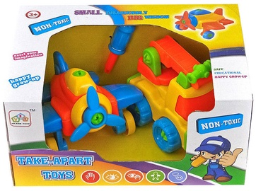 Tommy Toys Plastic Constructor 479753