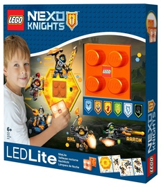 LEGO Nexo Knights Wall Light With Shield Power Code LGL-NI7