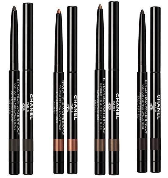 Chanel Stylo Yeux Waterproof Long-Lasting Eyeliner 0.3g 88