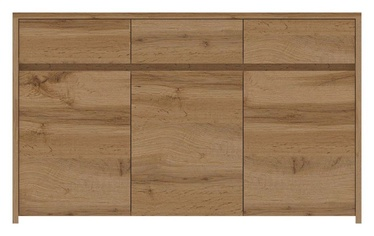 WIPMEB Tahoe TA-06 Chest Of Drawers Wotan Oak