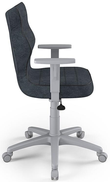 Entelo Office Chair Duo Grey/Dark Grey Size 6 AT04