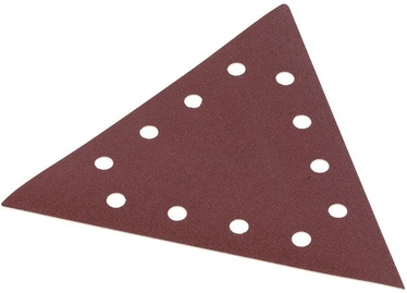 Trikampis šlifavimo lapelis Kreator,G60, 3x285 mm, 5 vnt.
