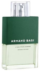 Smaržas Armand Basi L'Eau Pour Homme Intense Vetiver 75ml EDT