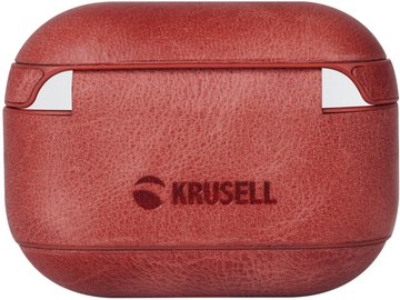 Krusell Sunne AirPod Case For Apple AirPods Pro Vintage Red
