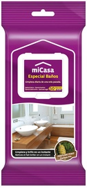 Micasa Wet Wipes For The Bathroom 15pcs