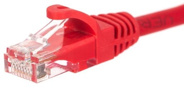 Netrack CAT 5e UTP Patch Cable Red 0.25m