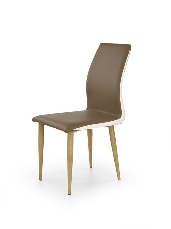 Стул для столовой Halmar K-264 Brown/White