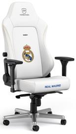 Spēļu krēsls Noblechairs HERO NBL-HRO-PU-RMD, balta
