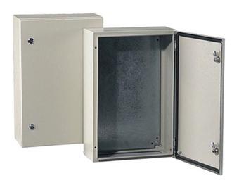 Paskirstymo skydas Tibox (ST6 820, 800x600x200 mm, IP66, metalinis)