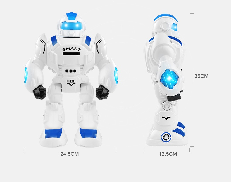 Žaislinis robotas RC 605140318/ 27115
