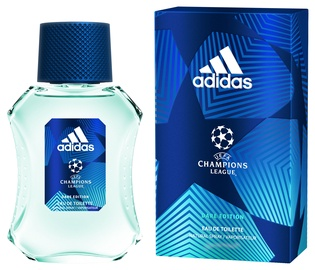 Tualetes ūdens Adidas UEFA Champions League Dare Edition 100ml EDT